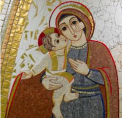 La tenerezza del Dio bambino